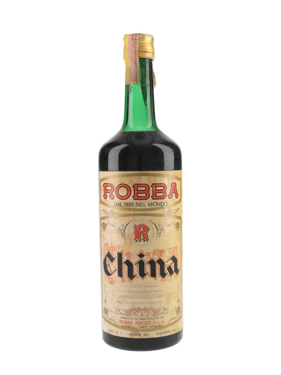 Robba China Bottled 1970s 100cl / 18%