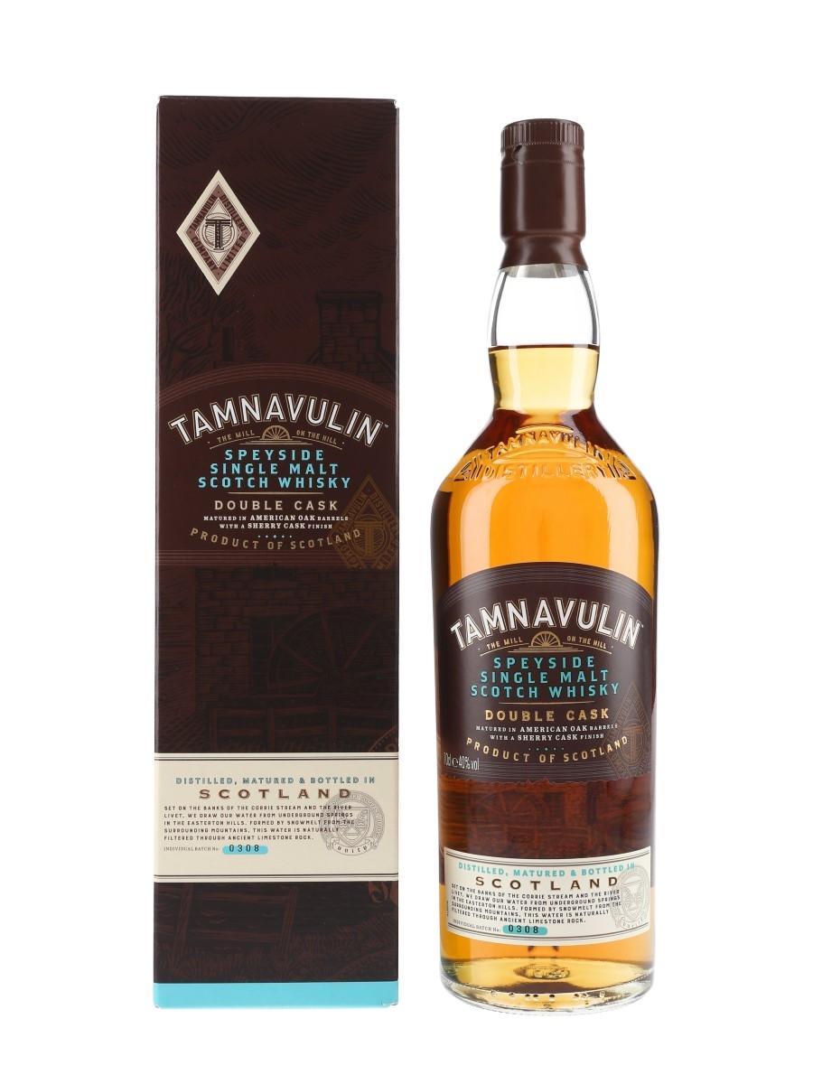Tamnavulin Double Cask  70cl / 40%