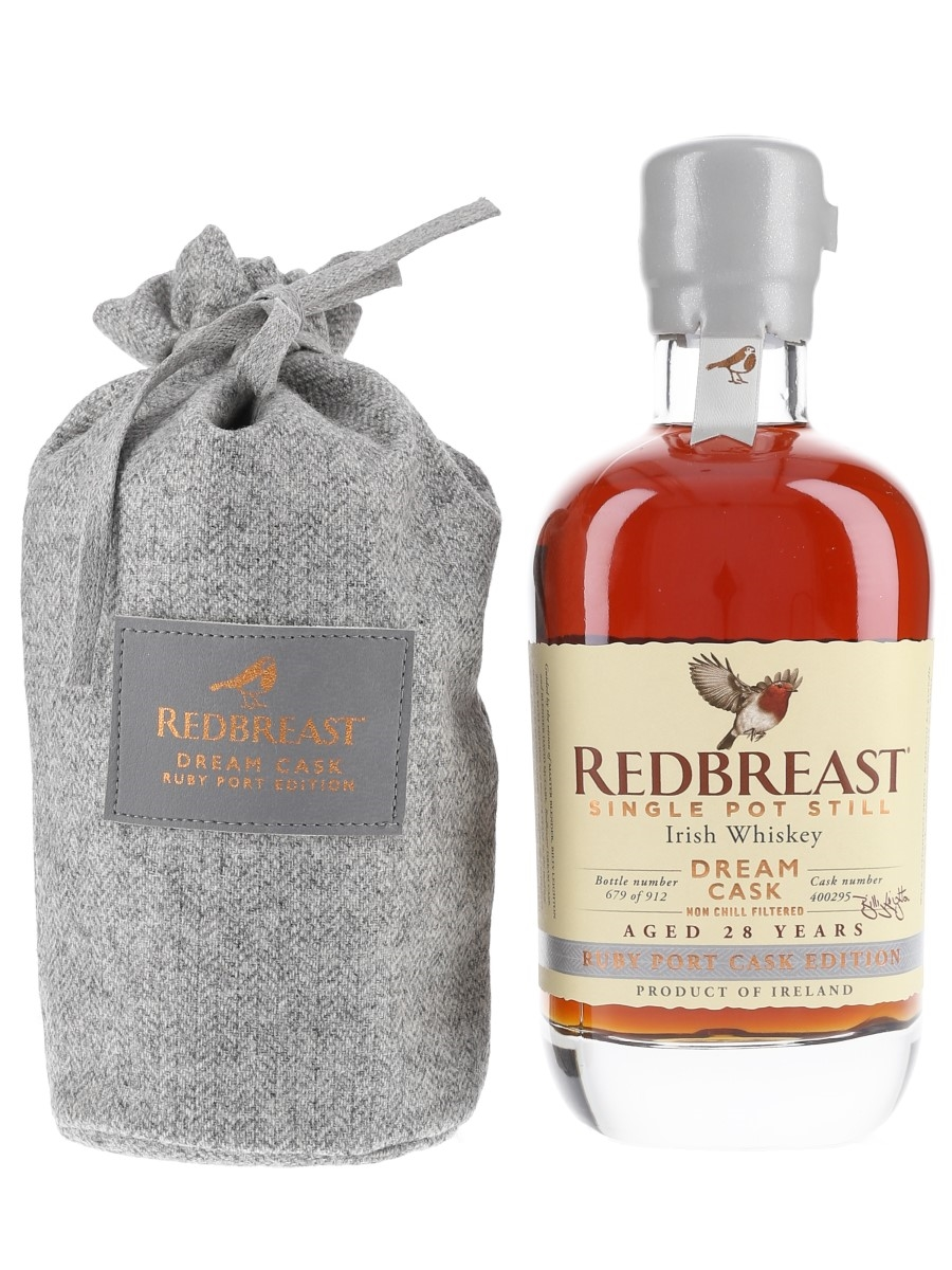 Redbreast 28 Year Old Dream Cask 400295 Ruby Port Cask Edition 50cl / 51.5%