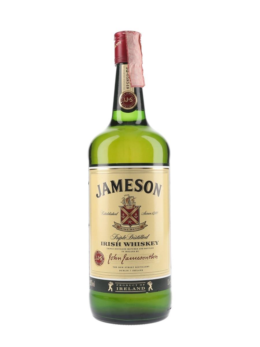 Jameson Bottled 1980s 100cl / 43%