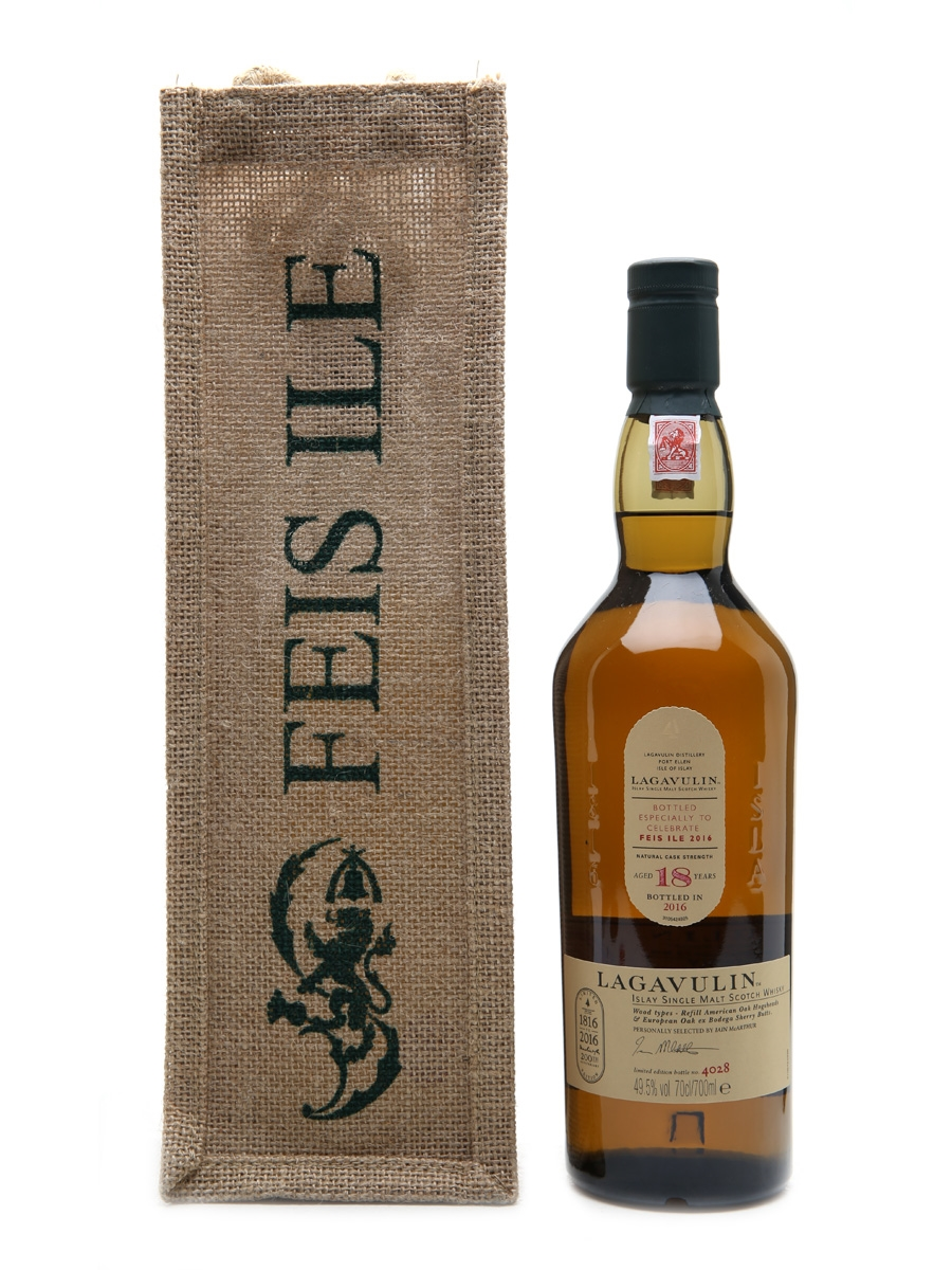 Lagavulin 18 Year Old Feis Ile 2016 - 200th Anniversary 70cl