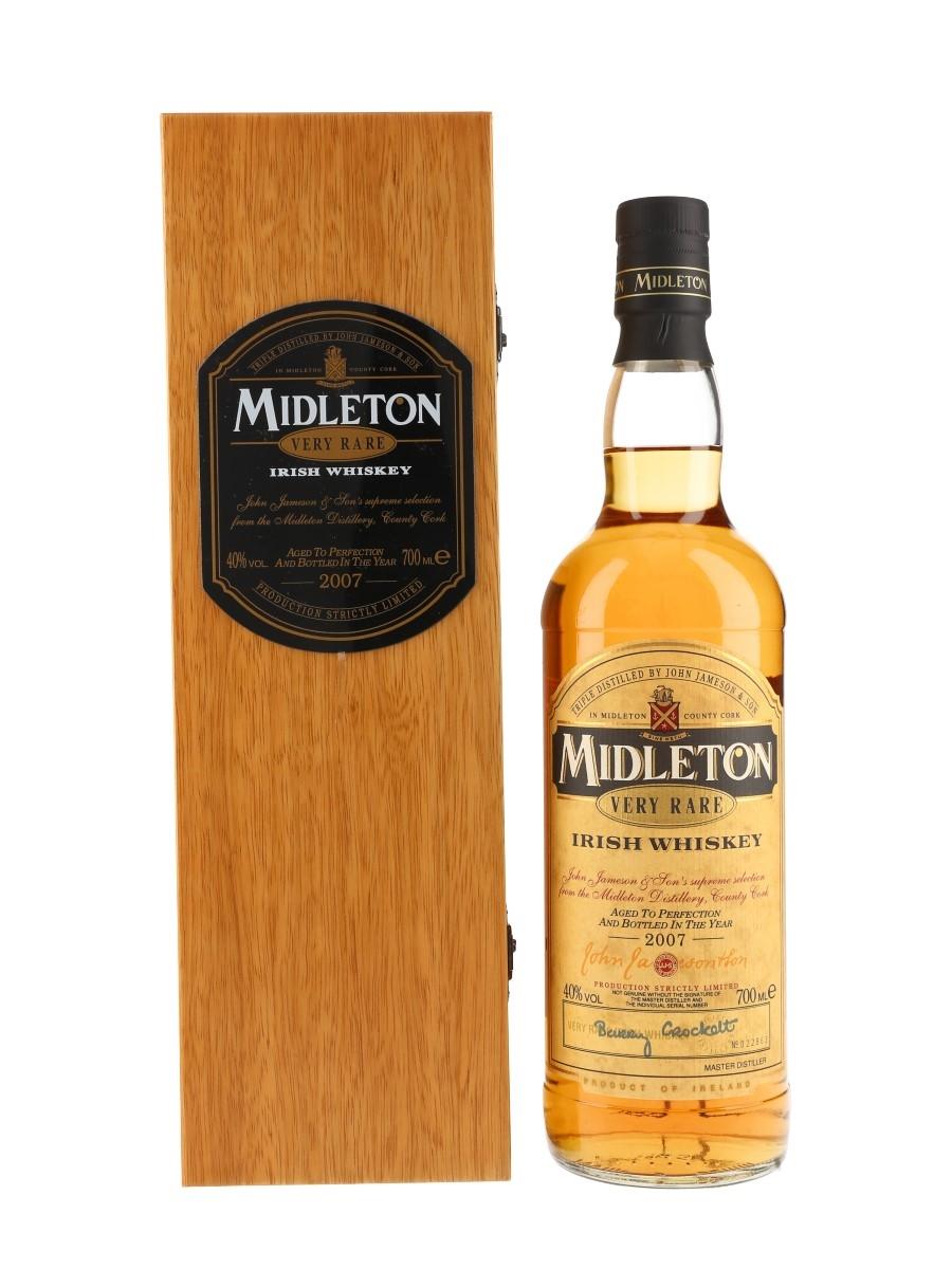 Midleton Very Rare Bottled 2007 70cl / 40%
