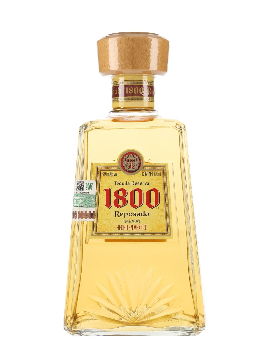 1800 Reposado Tequila Reserva Bottled 2000s 70cl / 38%