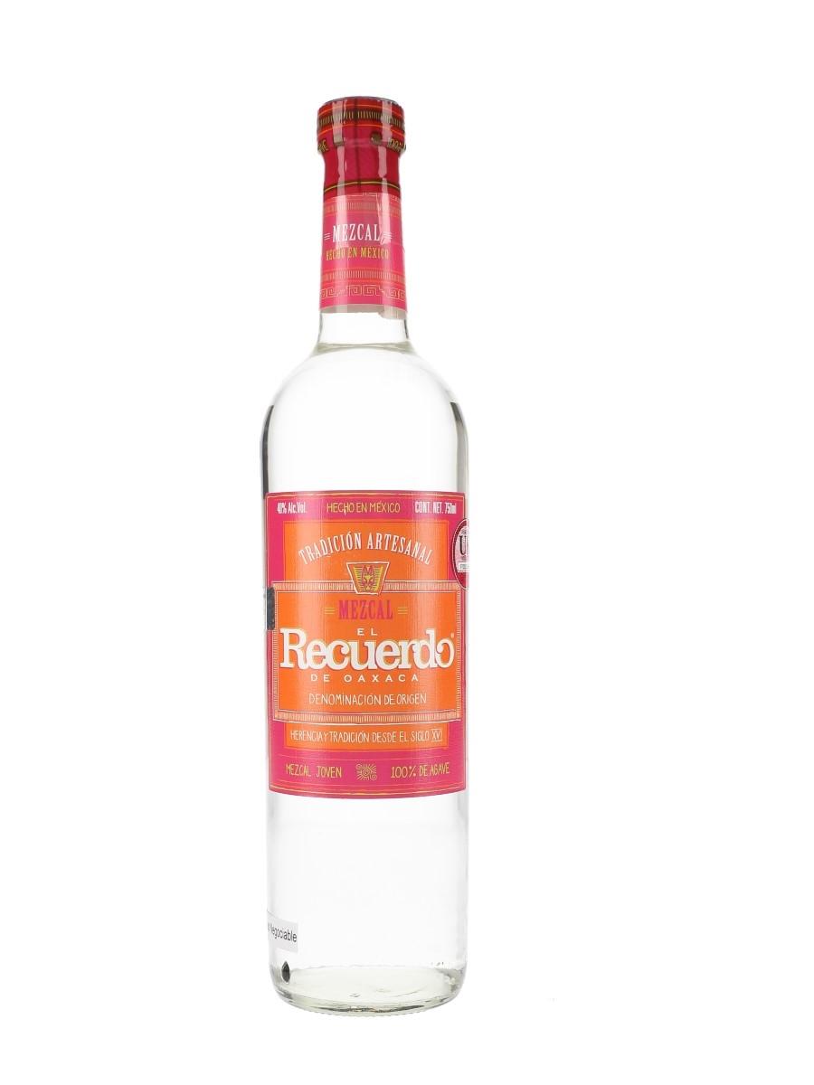 El Recuerdo De Oaxaca  75cl / 40%