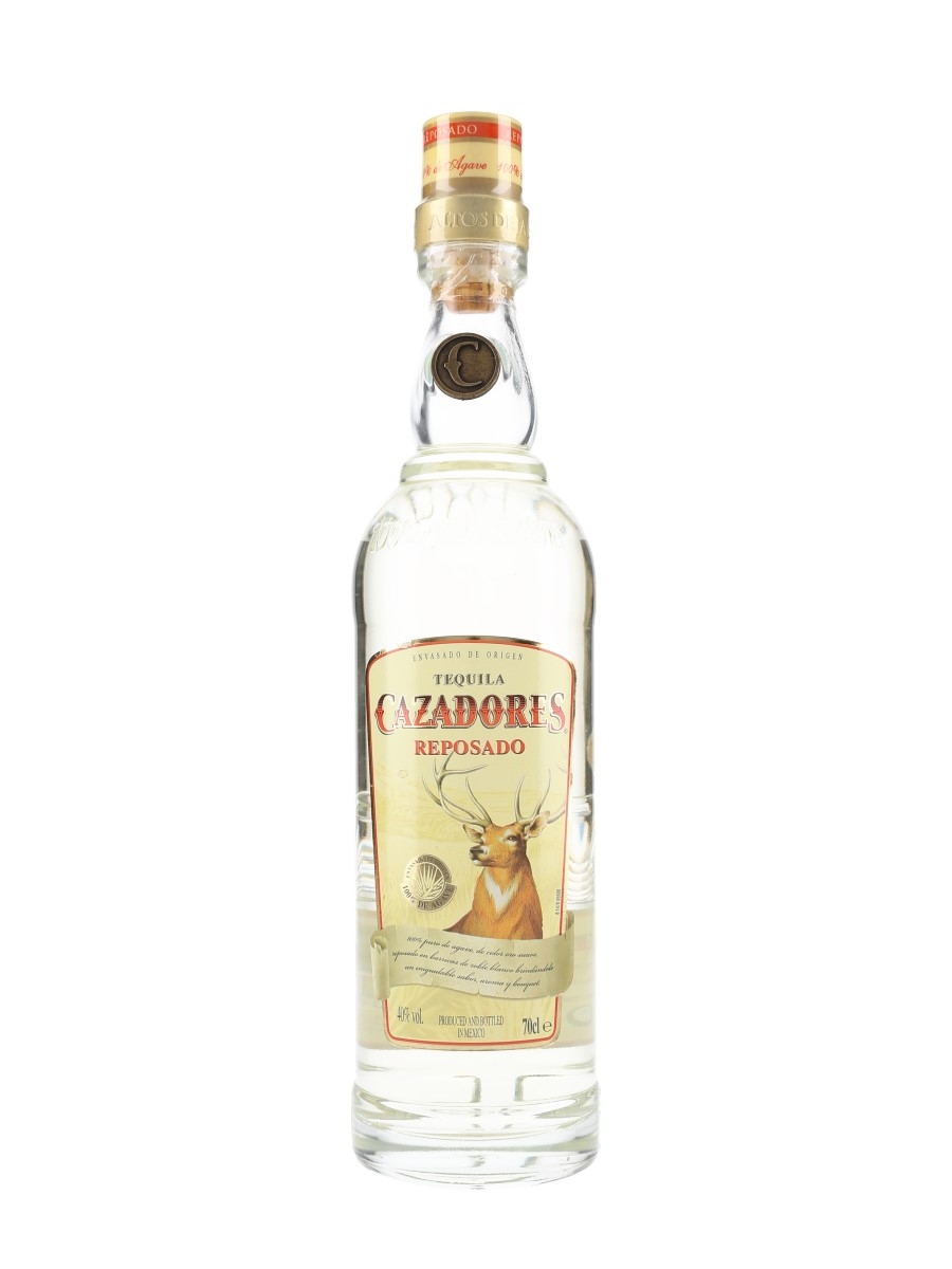 Cazadores Tequila Reposado  70cl / 40%