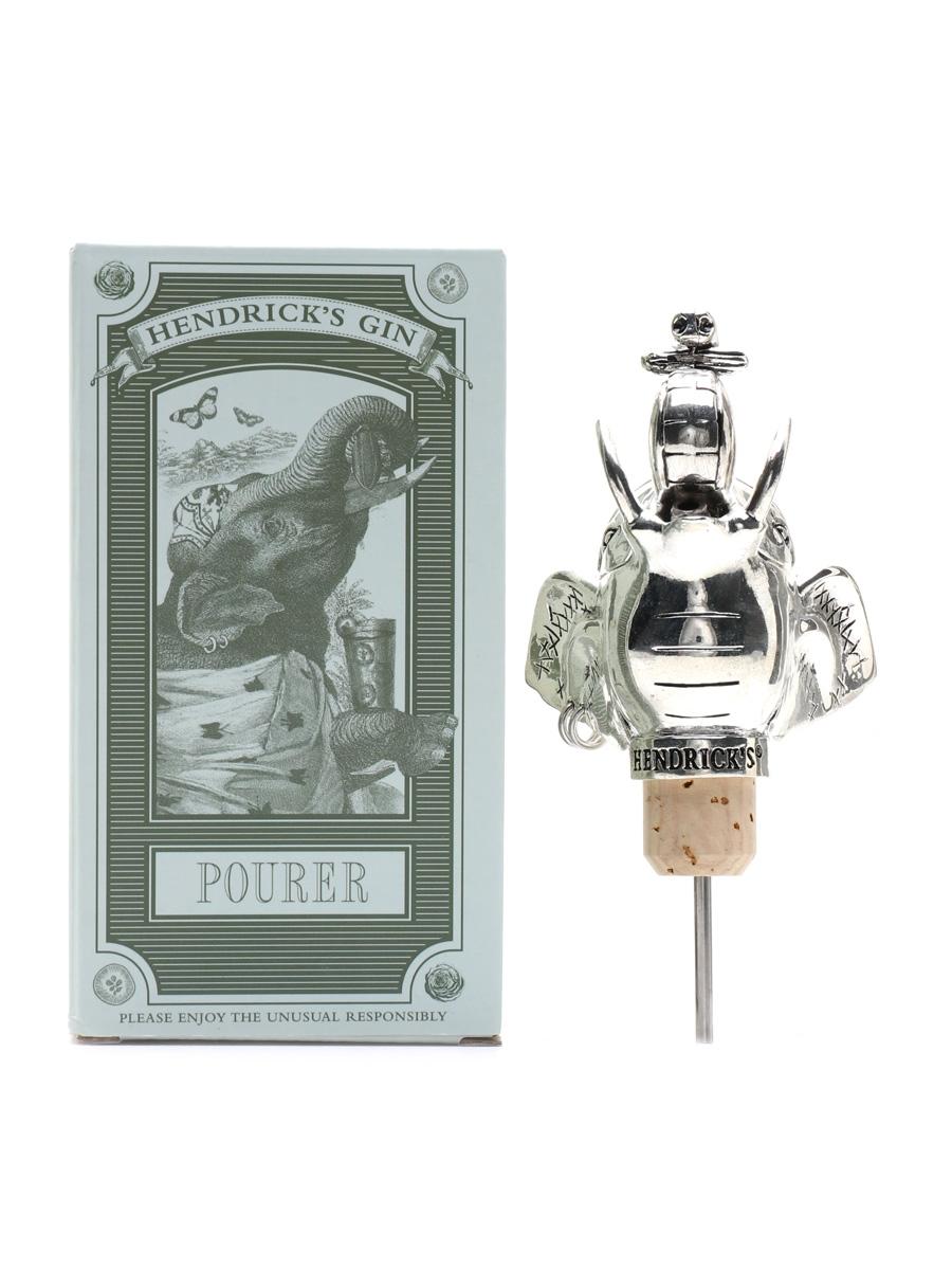 Hendrick's Elephant Pourer