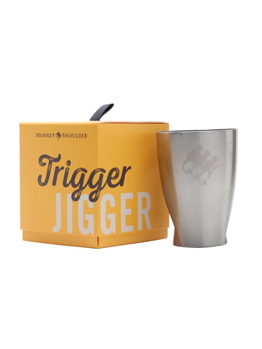 Monkey Shoulder Trigger Jigger