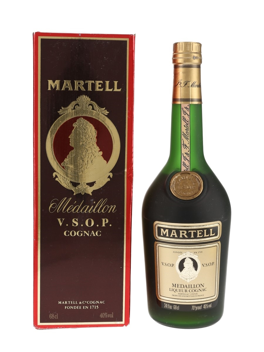 Martell Medaillon VSOP Bottled 1970s 68cl / 40%