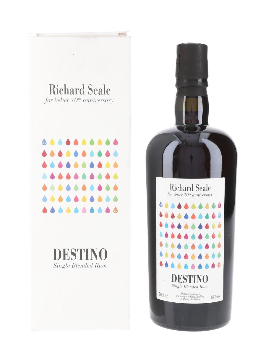 Foursquare Destino Richard Seale - Velier 70th Anniversary 70cl / 61%