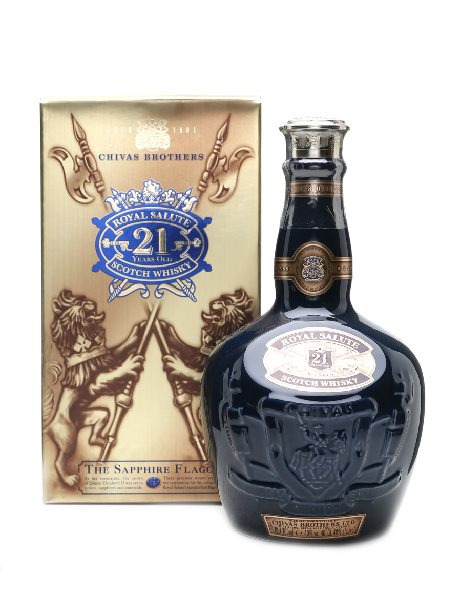 Royal Salute 21 Year Old  70cl