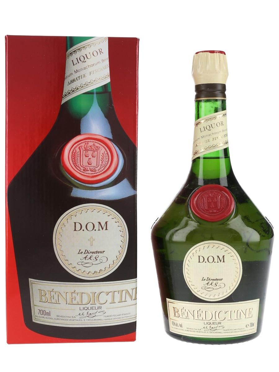 Benedictine DOM Bottled 1980s-1990s 70cl / 40%
