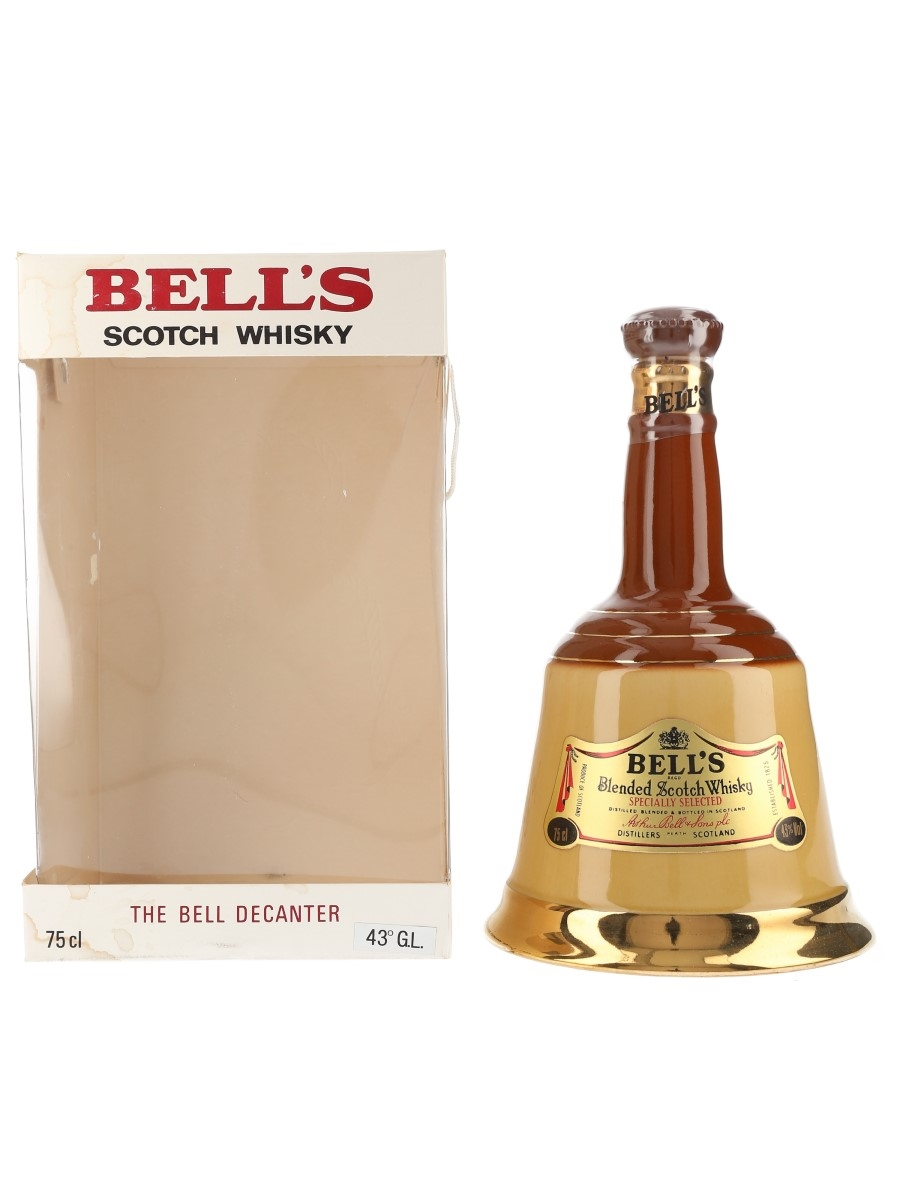 Bell's Old Brown Decanter Bottled 1980s 75cl / 43%