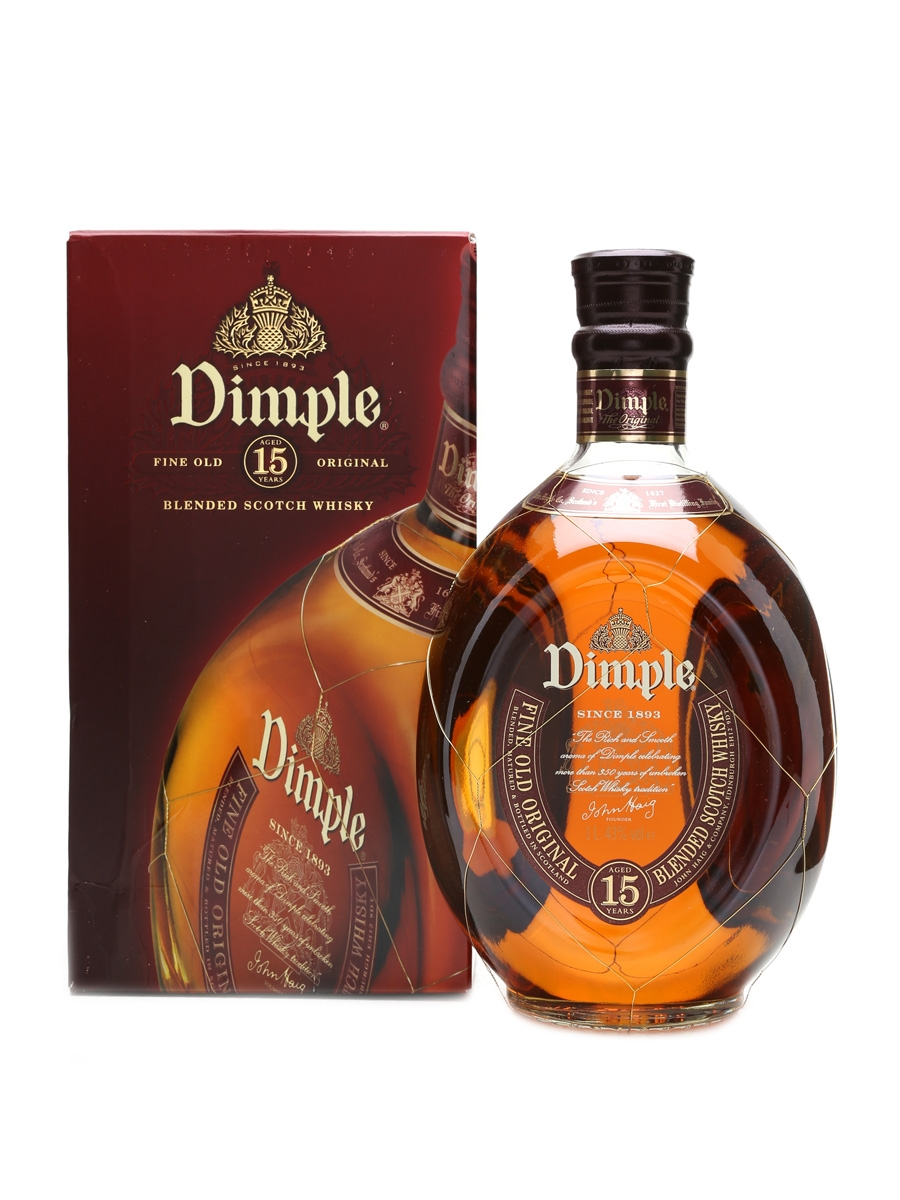 Dimple 15 Year Old Original De Luxe 100cl