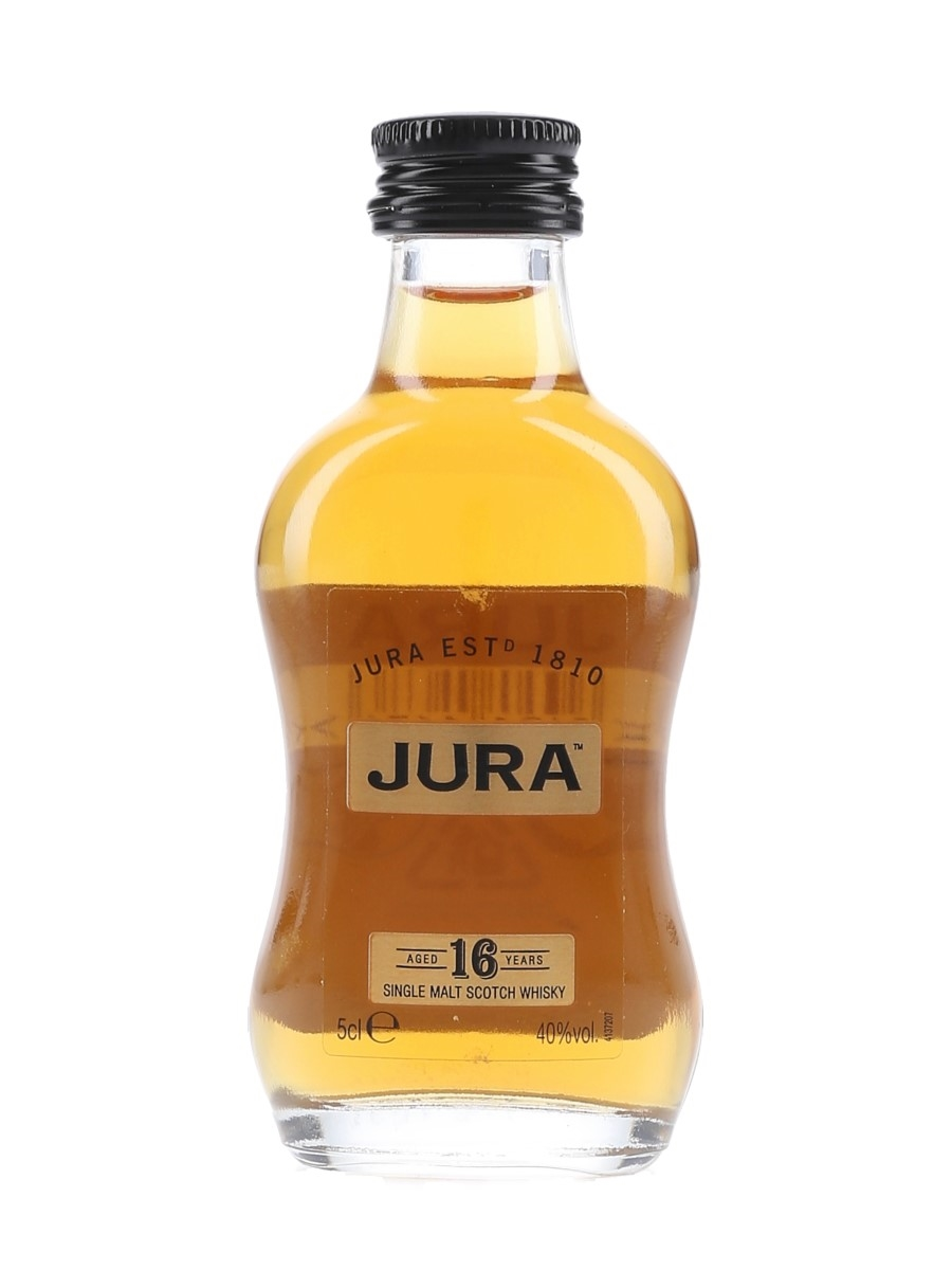 Isle Of Jura 16 Year Old  5cl / 40%