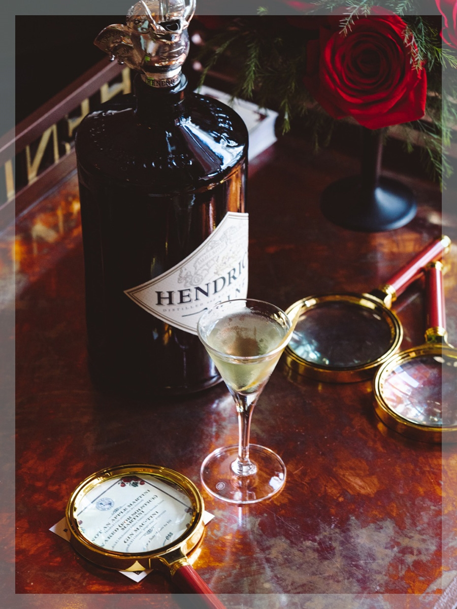 VIP London Bar Experience for You and 4 Friends with Bar Tab Hosted by the Hendrick's Brand Ambassador