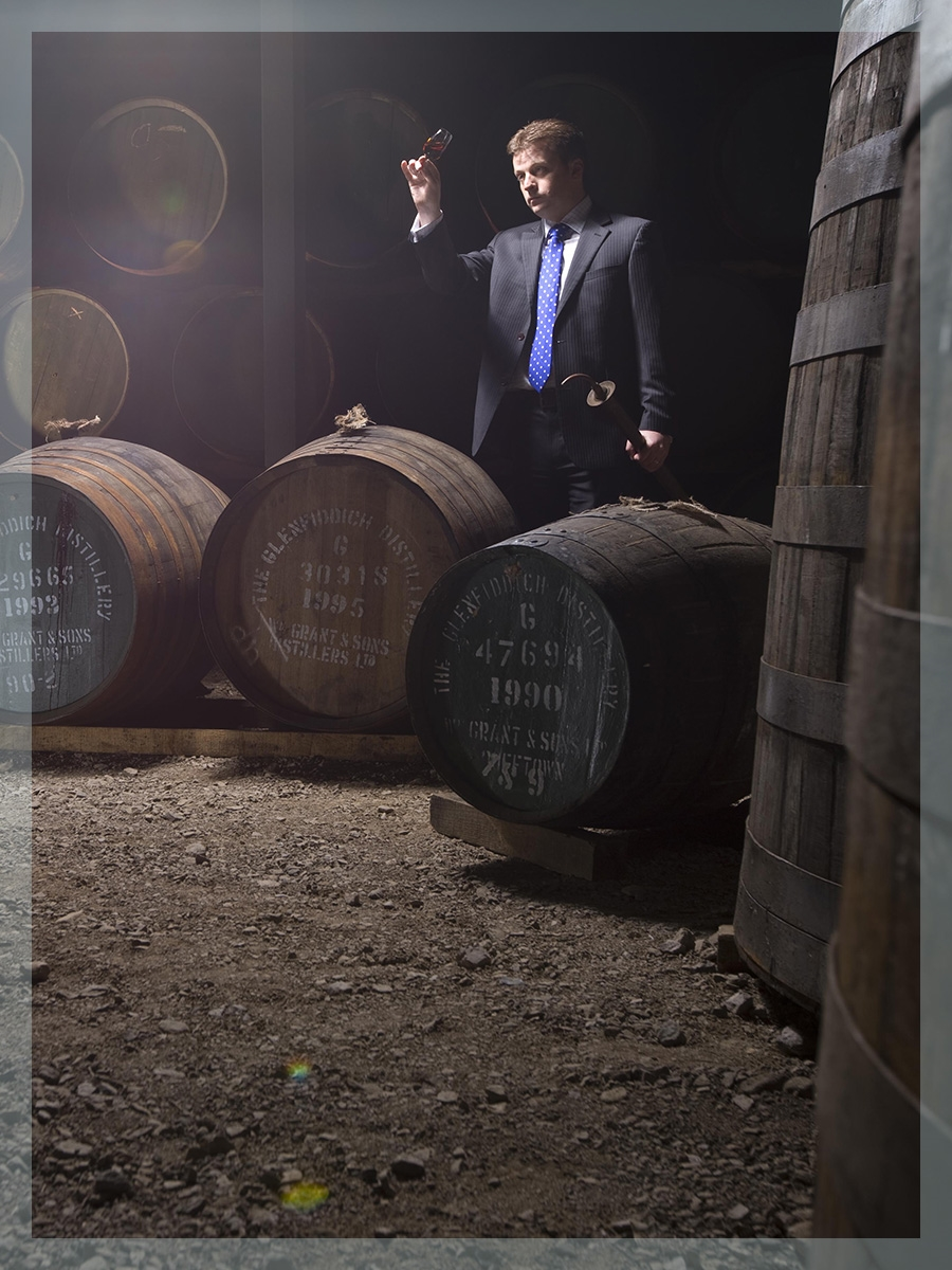 Glenfiddich Distillery Trip With Tour by Master Blender Brian Kinsman