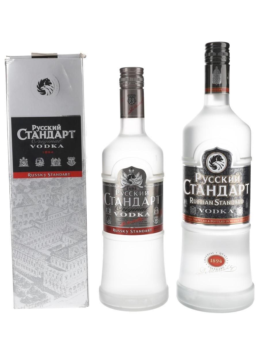 Russian Standard  2 x 70cl-100cl / 40%