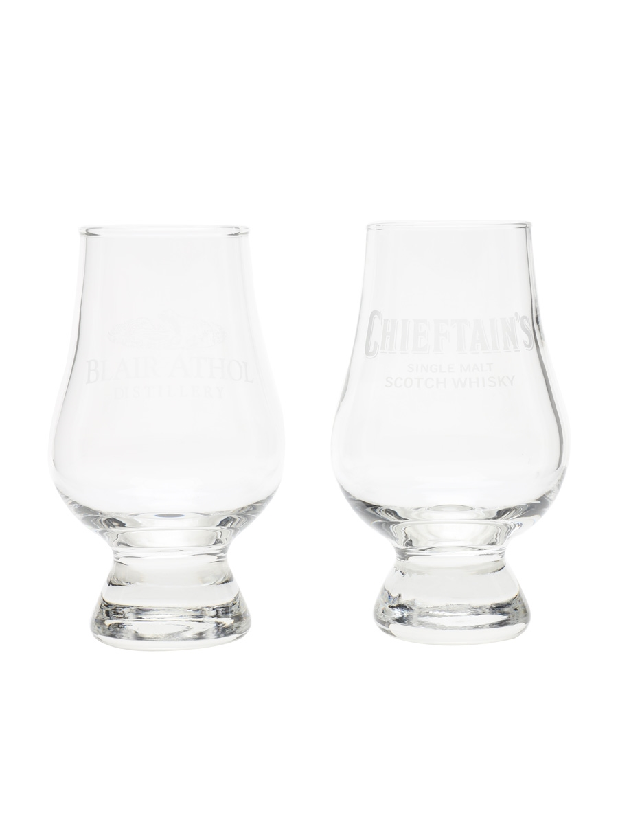 Blair Athol & Chieftain's Glasses The Glencairn Glass 11.5cm Tall