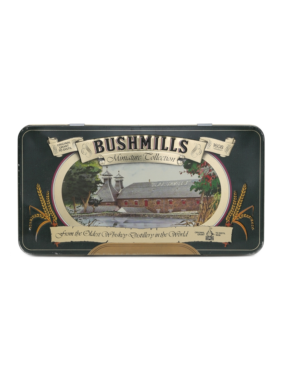 Bushmills Miniature Collection  6 x 5cl