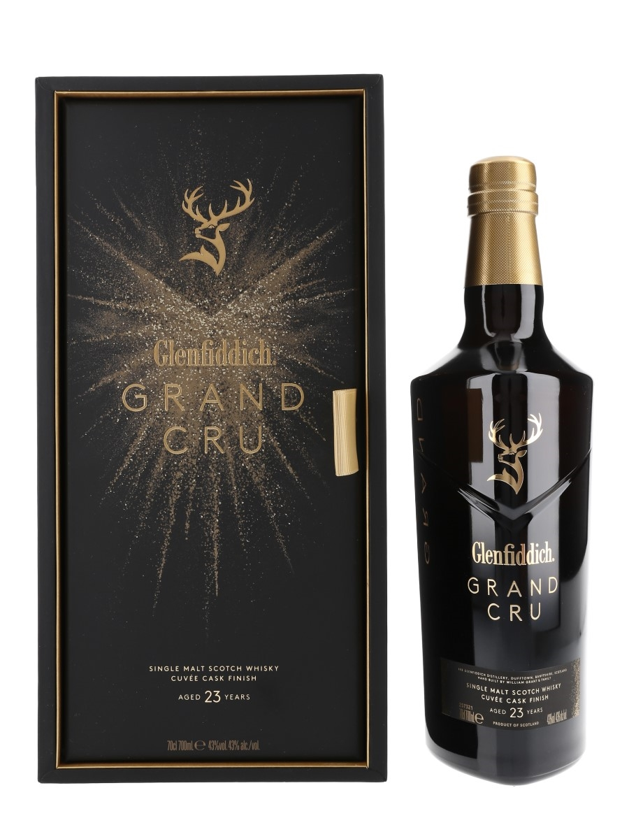 Glenfiddich Grand Cru 23 Year Old Cuvee Cask Finish 70cl / 43%