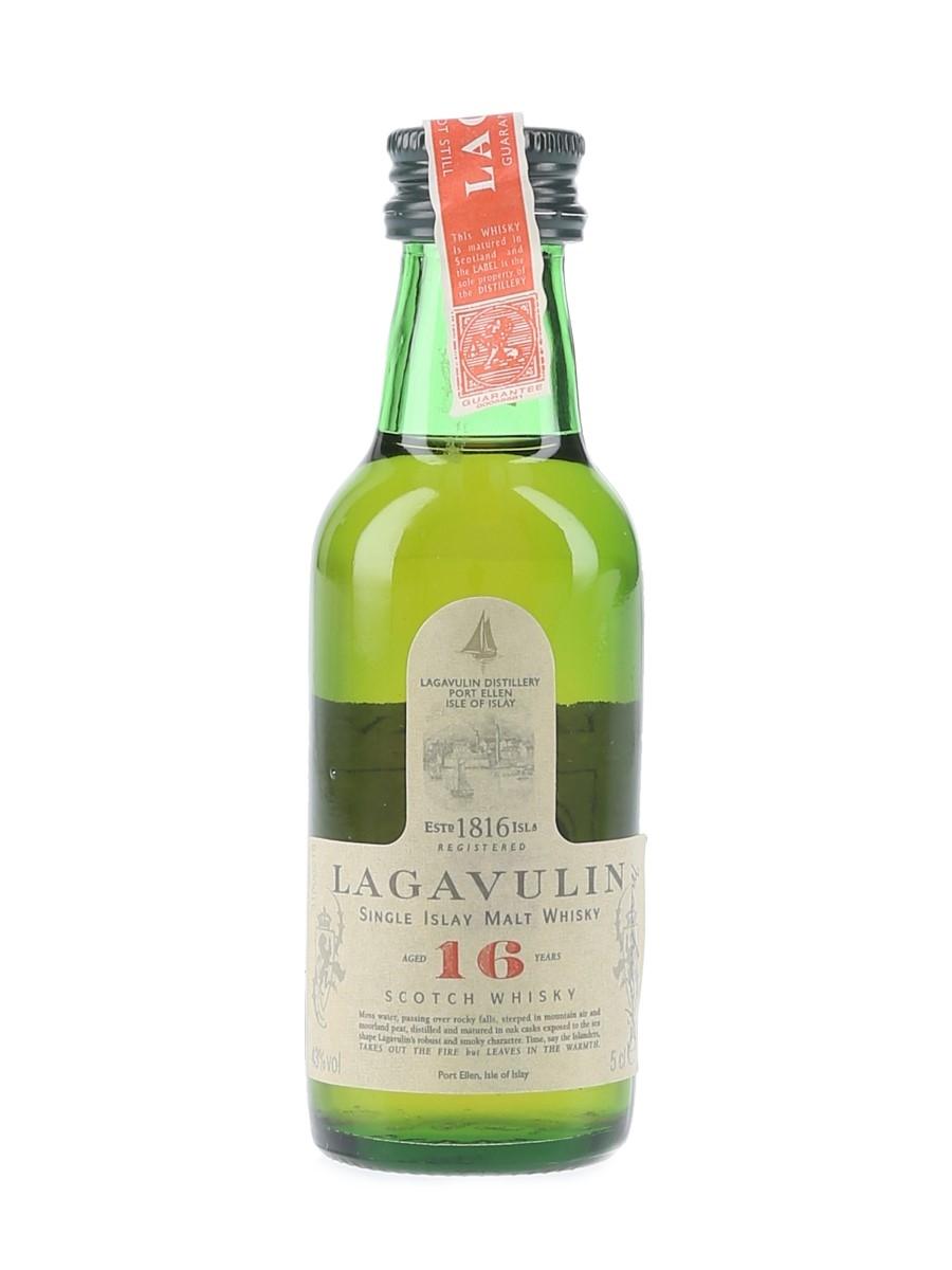 Lagavulin 16 Year Old  5cl / 43%