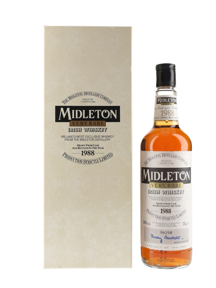 Midleton Very Rare Bottled 1988 75cl / 40%