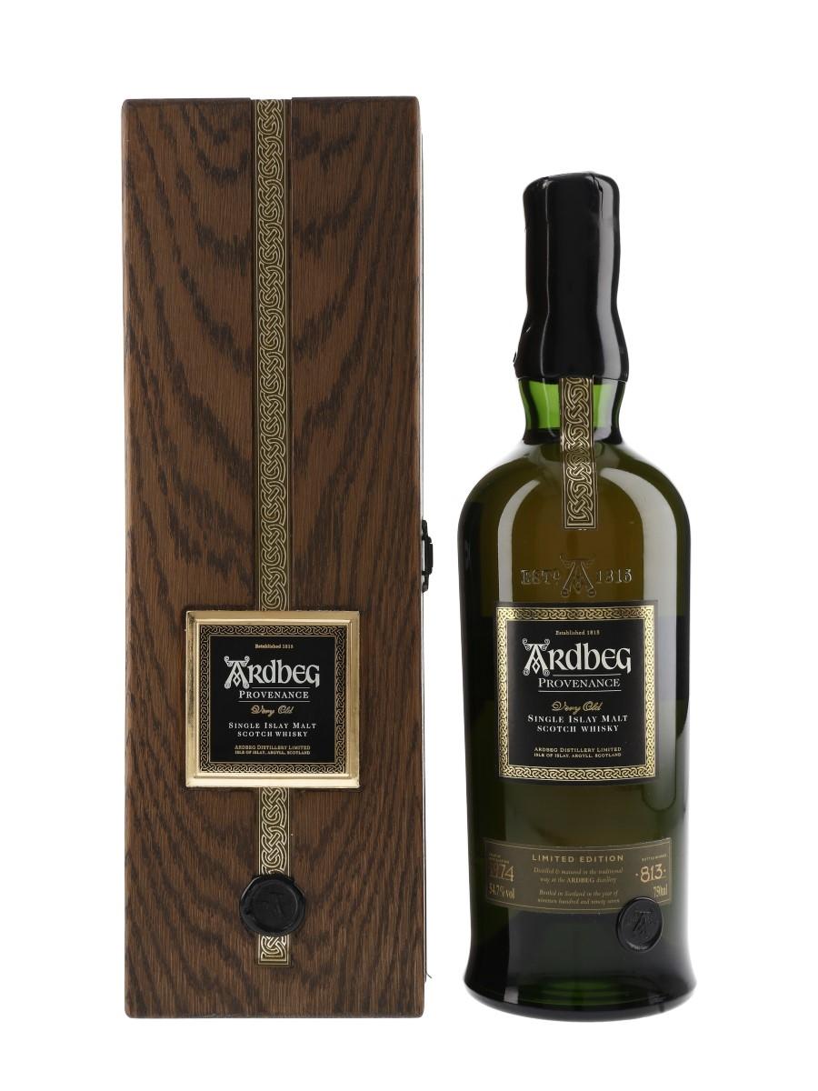 Ardbeg Provenance 1974 Bottled 1998 - USA Bottling 75cl / 55%
