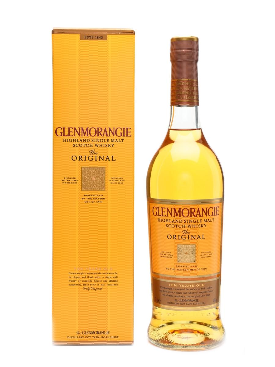 Glenmorangie 10 Year Old  70cl