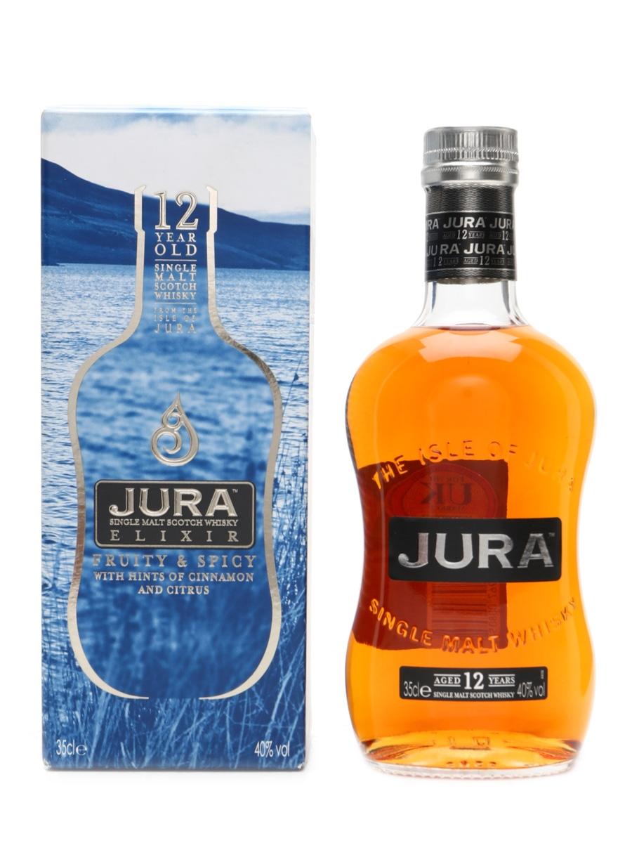 Jura Elixir 12 Year Old  35cl