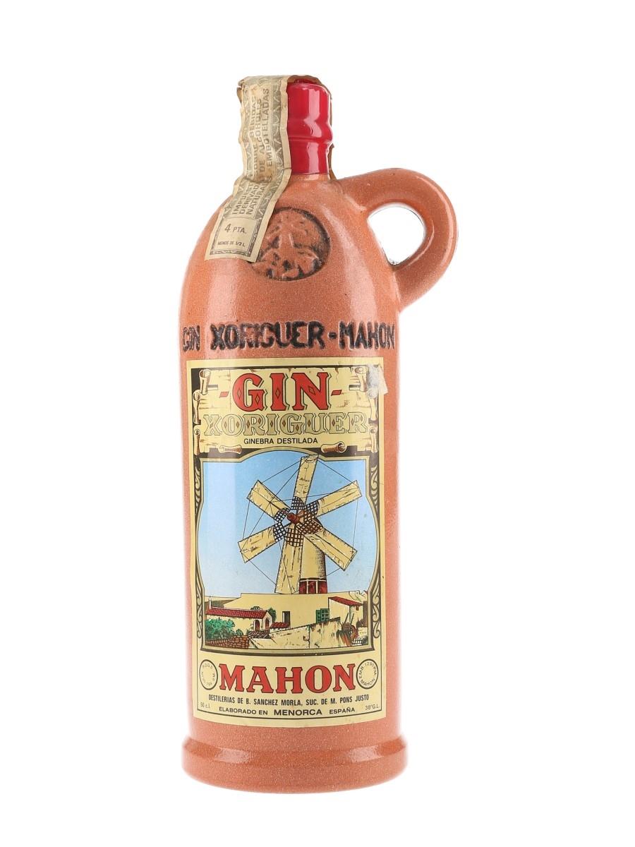 Mahon Gin Bottled 1960s-1970s 50cl / 38%