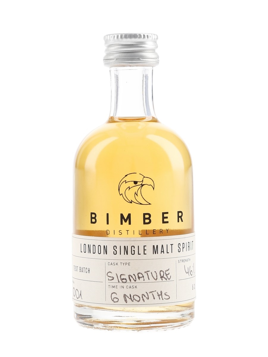 Bimber Test Batch 001  5cl / 46%