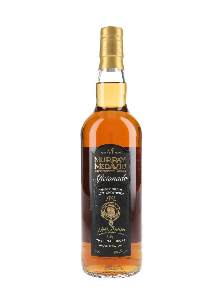 North British 1962 49 Year Old Aficionado Bottle Number 1 of 1 70cl / 44.8%