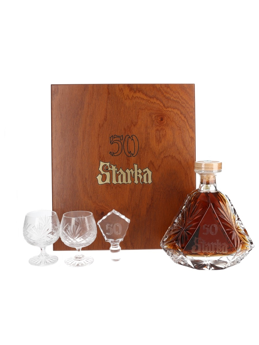 Starka 50 Year Old Bottled 2007 70cl