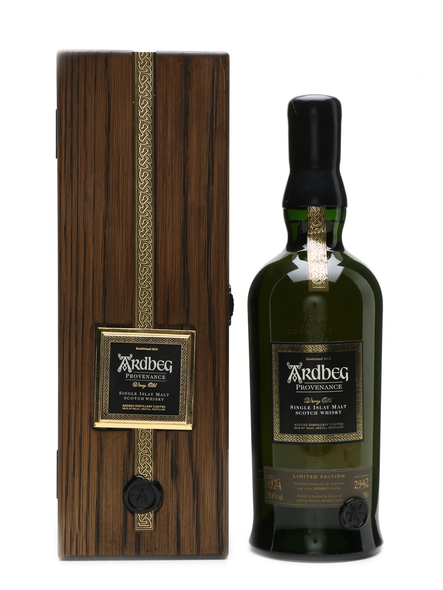 Ardbeg Provenance 1974 First Edition 70cl / 55.6%