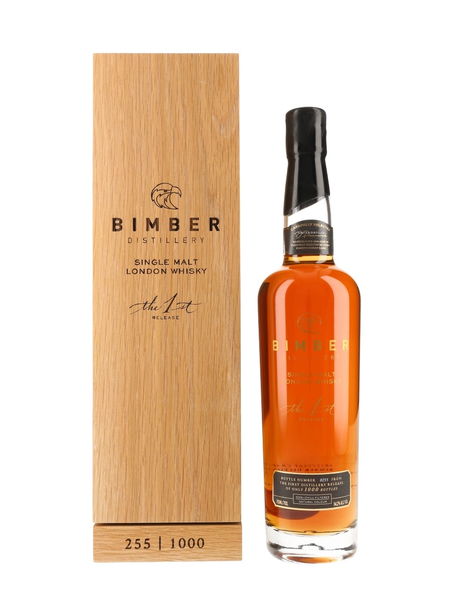 Bimber Distillery The 1st Release Bottled 2019 70cl / 54.2%