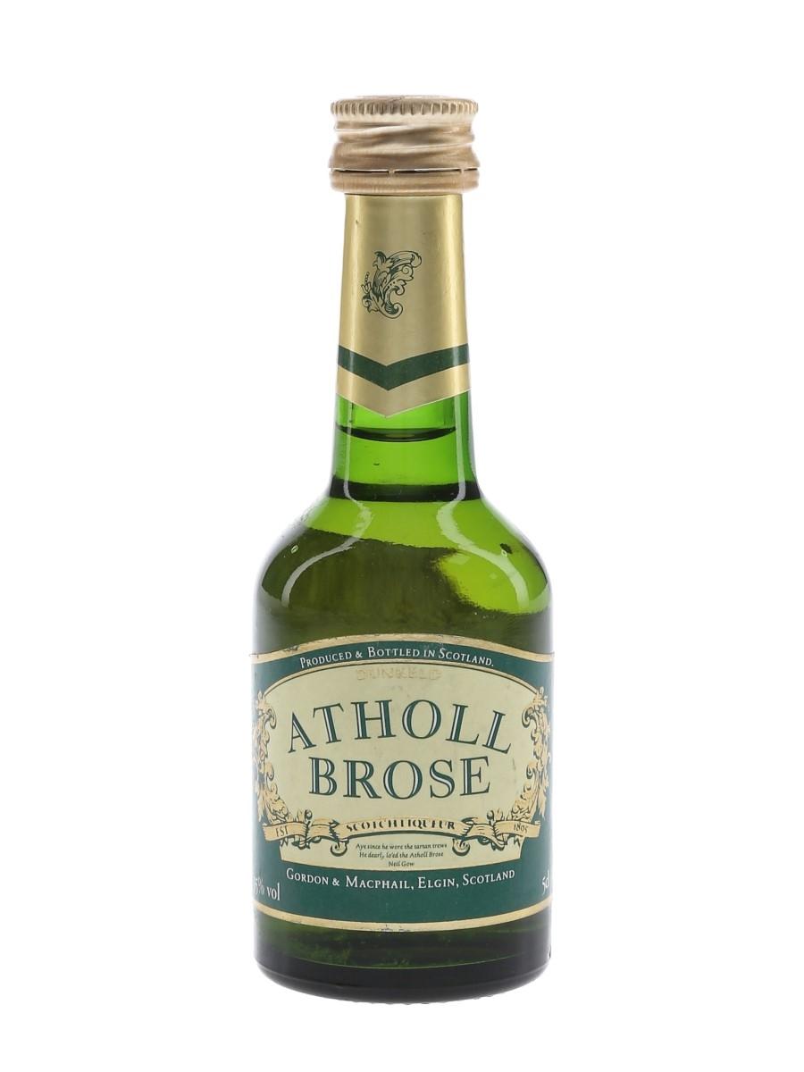 Atholl Brose Scotch Liqueur Gordon & MacPhail 5cl / 35%