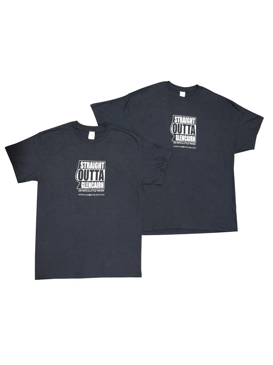 Straight Outta Glencairn T-Shirts Size M & XL