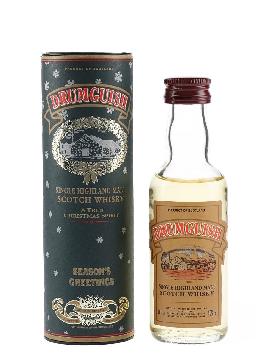 Drumguish Speyside Distillery - A True Christmas Spirit 5cl / 40%