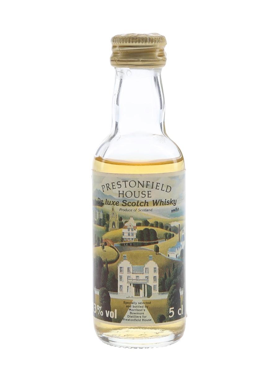 Prestonfield House De Luxe Morrison Bowmore Distillers 5cl / 43%