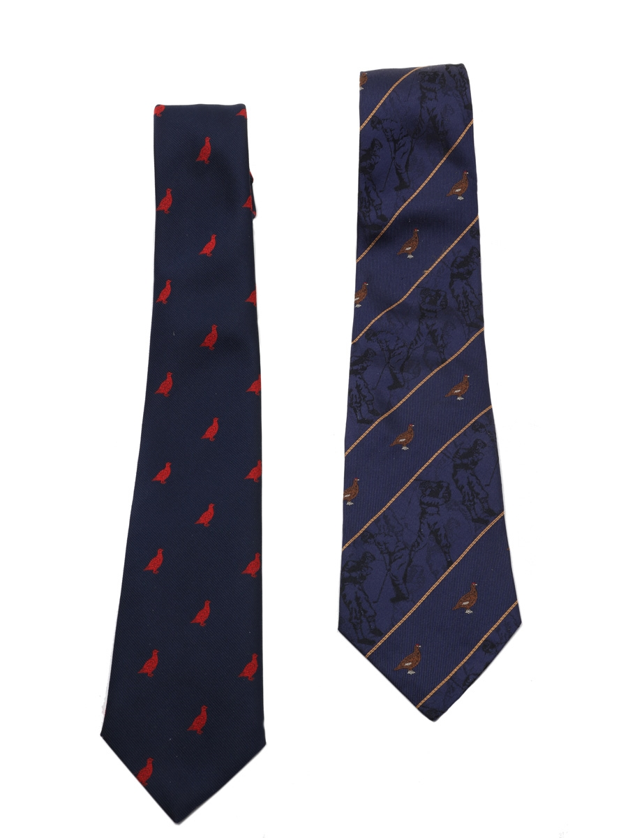 Famous Grouse Neckties