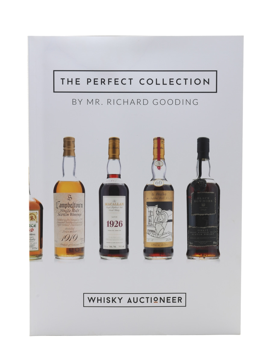Richard Gooding - The Perfect Collection Whisky Auctioneer