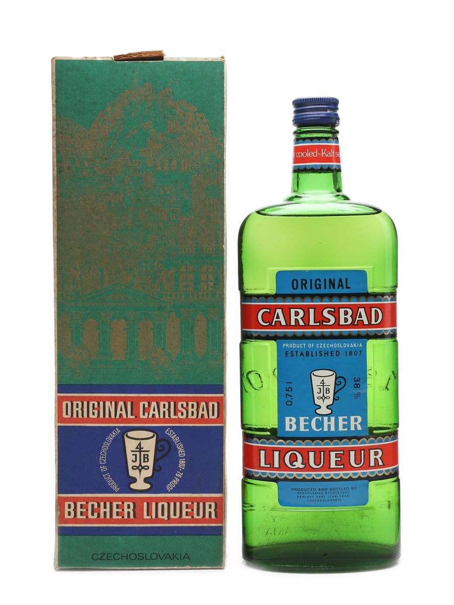 Carlsbad Becherovka  75cl