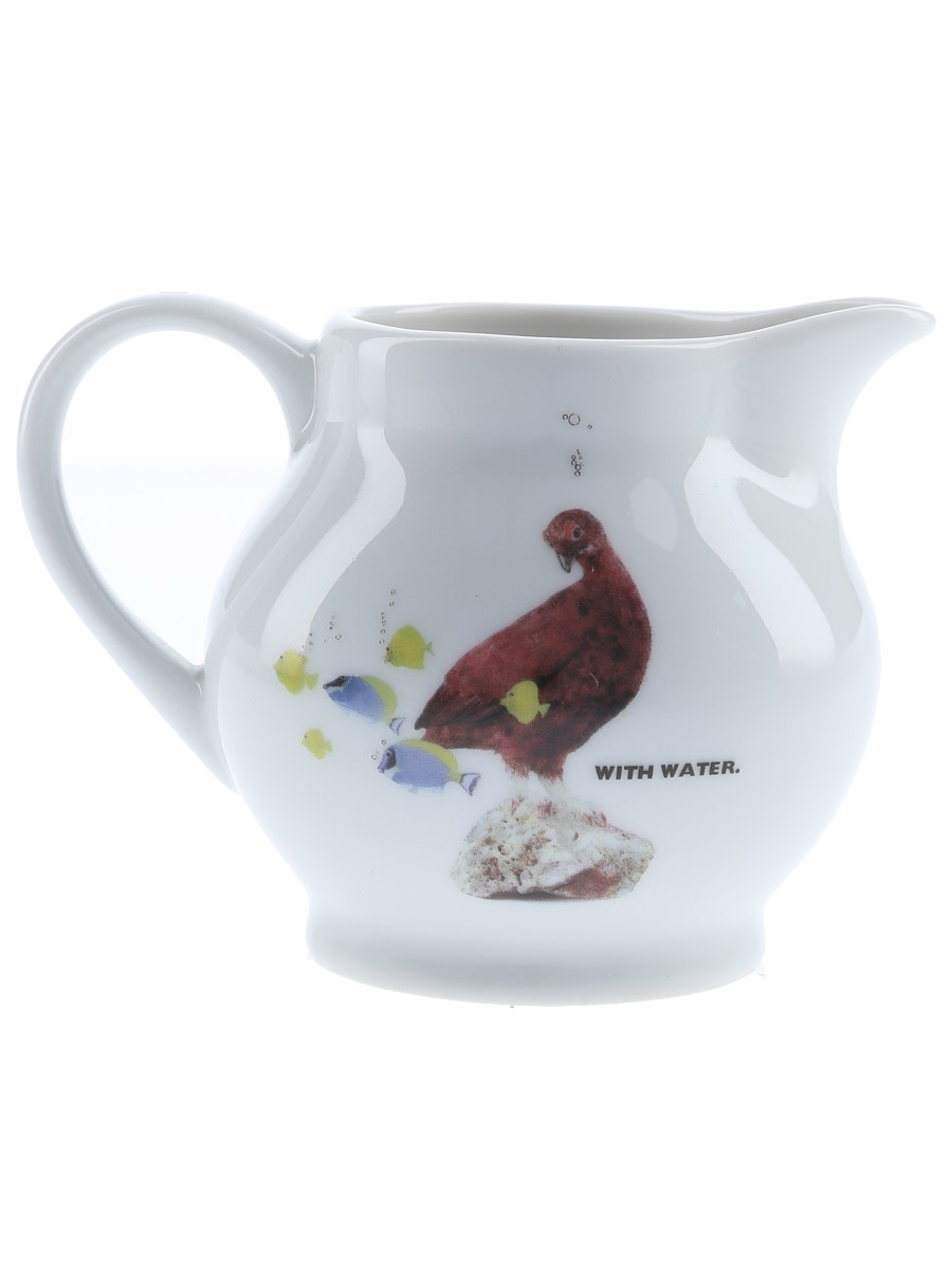 Famous Grouse Water Jug Andrews Parke 8cm Tall