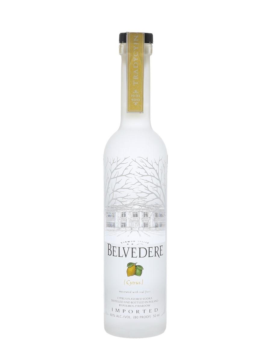 Belvedere Cytrus Bottled 2003 5cl / 40%