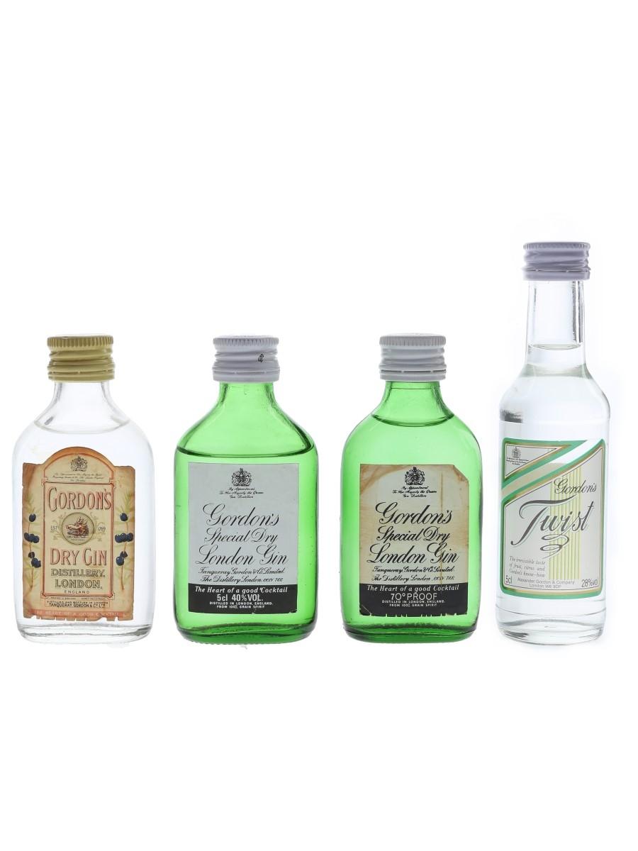 Gordon's Gin & Twist  4 x 5cl