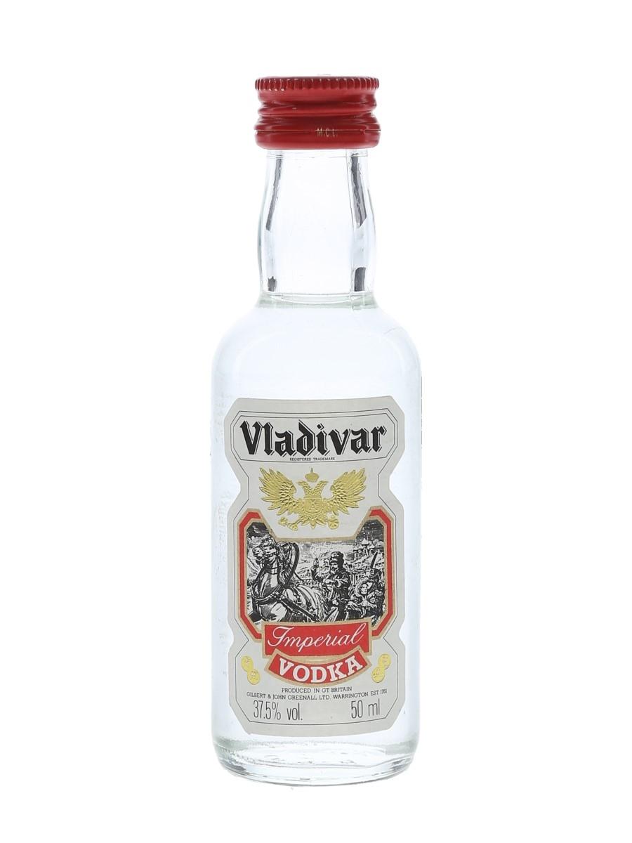 Vladivar Imperial Vodka  5cl / 37.5%