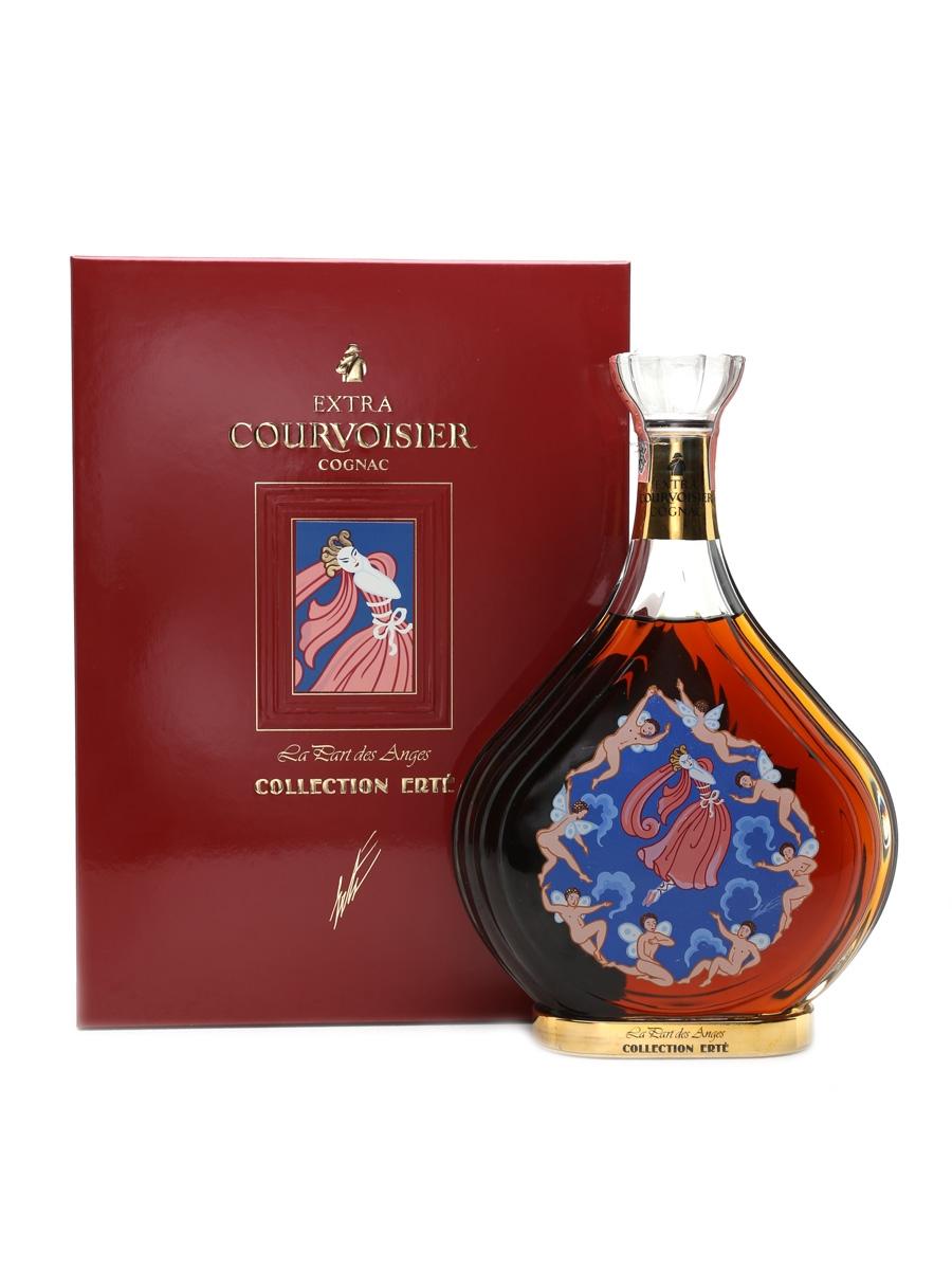 Courvoiser Erte Cognac No.7 La Part Des Anges 75cl / 40%