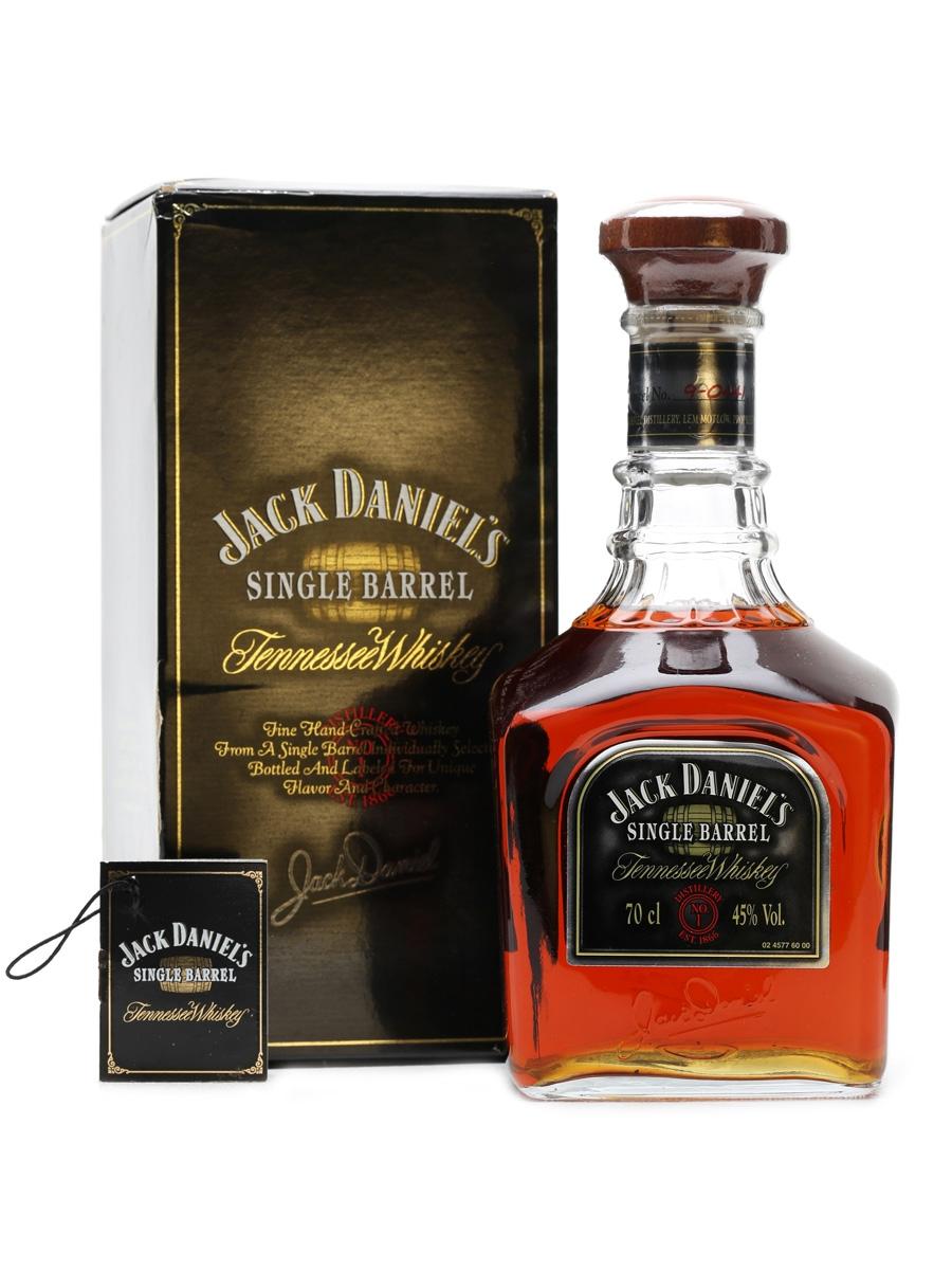 Jack Daniel's Single Barrel Bottled 1999 70cl