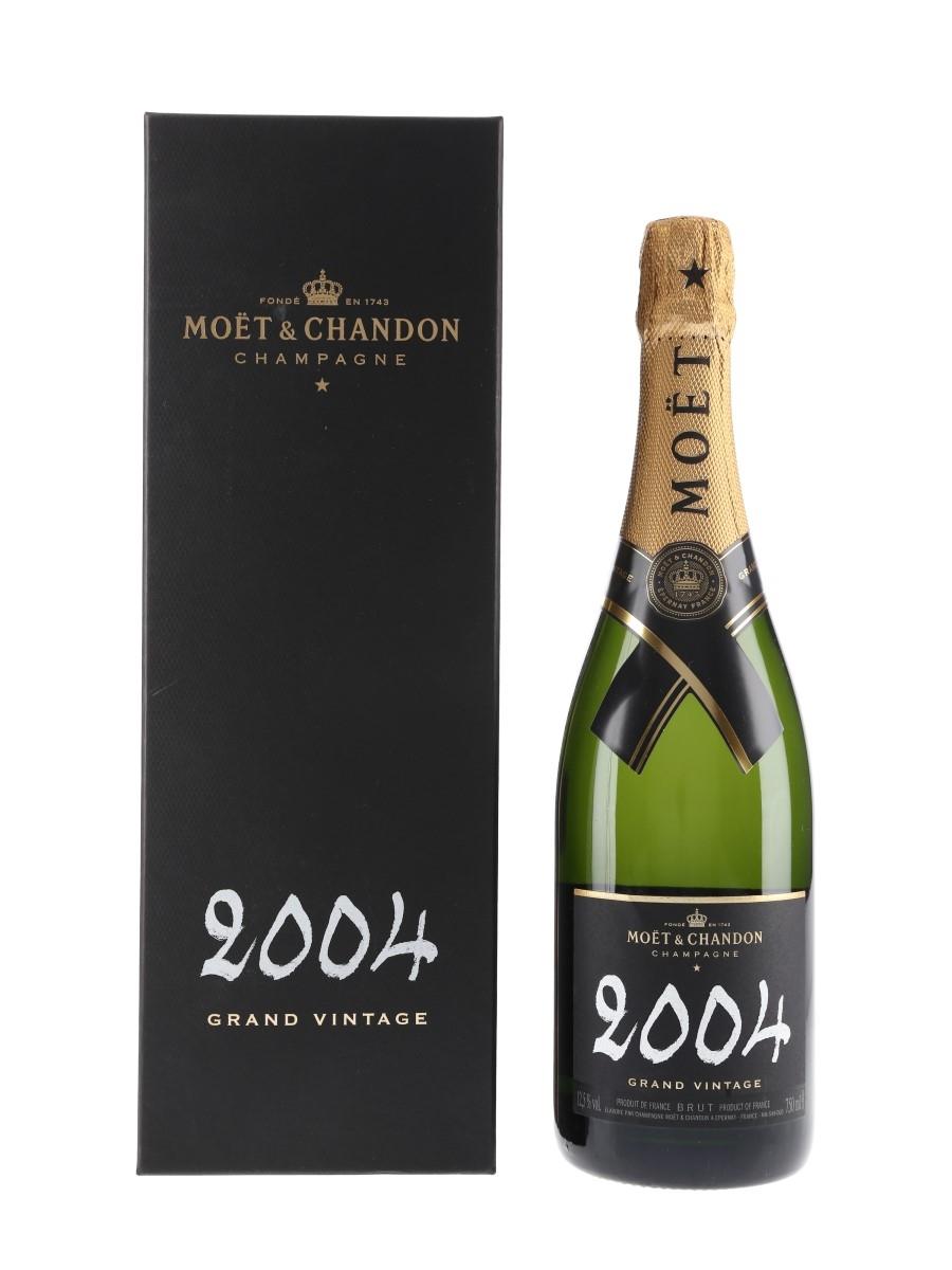 Moet & Chandon 2004 Grand Vintage Collection 75cl / 12.5%
