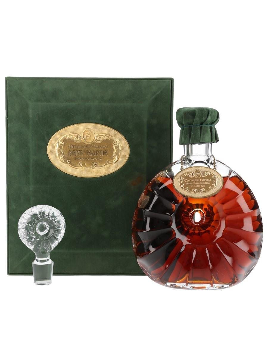 Remy Martin Centaure Bottled 1984 - Baccarat Crystal Decanter 68cl / 40%